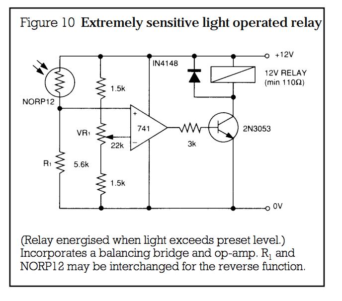 LDR Small SEN-8001 – C.B.Electronics