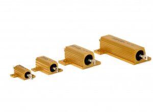 Aluminium Resistors