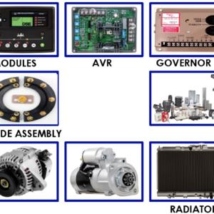 Spare Parts for Generators